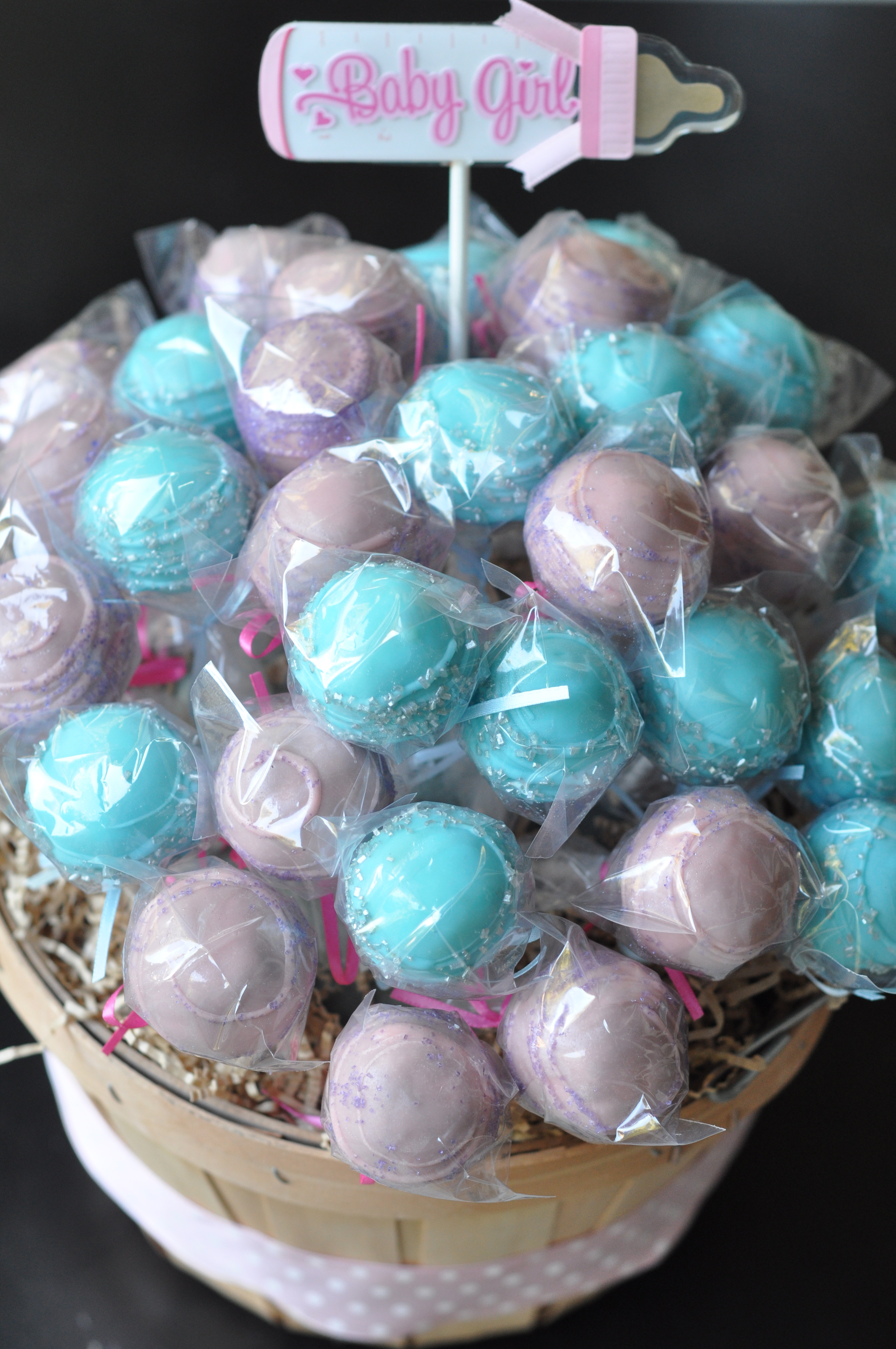 Baby Shower Cake Pops Home Design Ideas